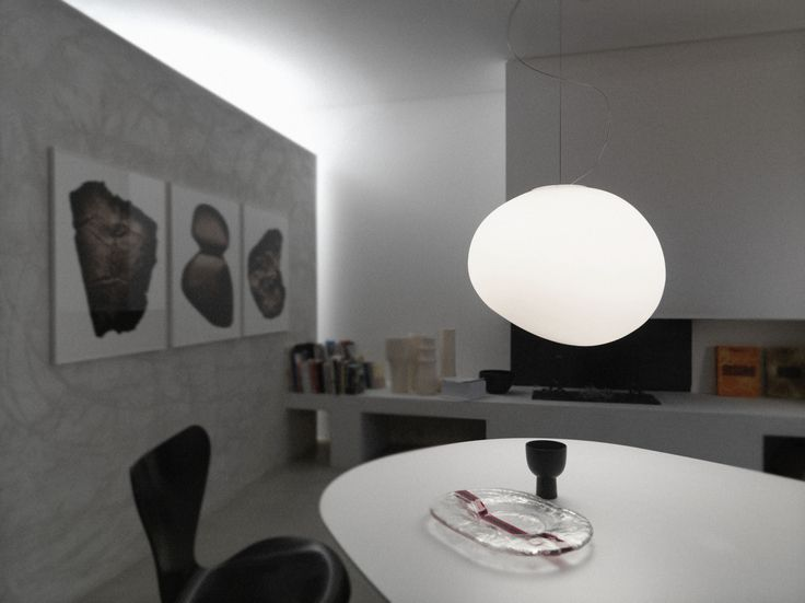Gregg - Foscarini - Design by Ludovica + Roberto Palomba