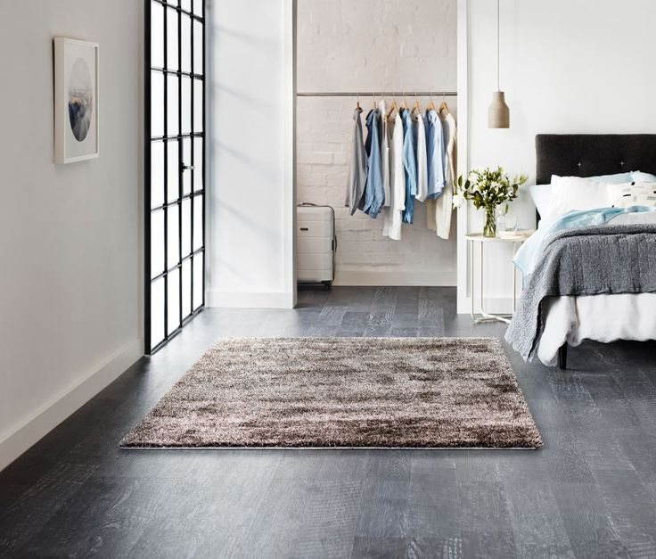 This rug is more than just a foot warmer! A perfect decor element  for any room of the house #bunnings #rug #interiorstyle
