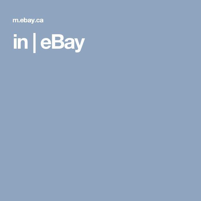 in | eBay
