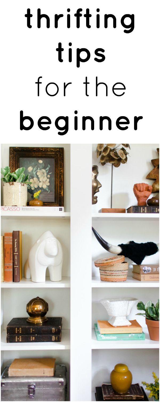 Thrifting Tips for the Beginner