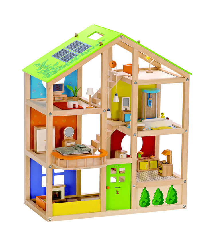 Win this cute dolls house -12/12/14