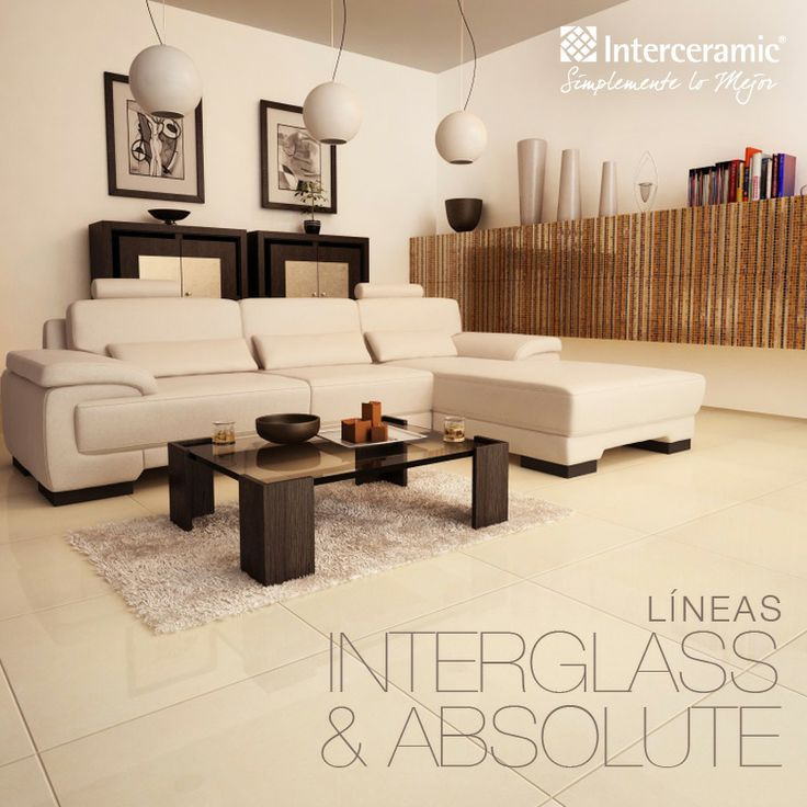 interceramic Interglass & Absolute Living Rooms Pinterest