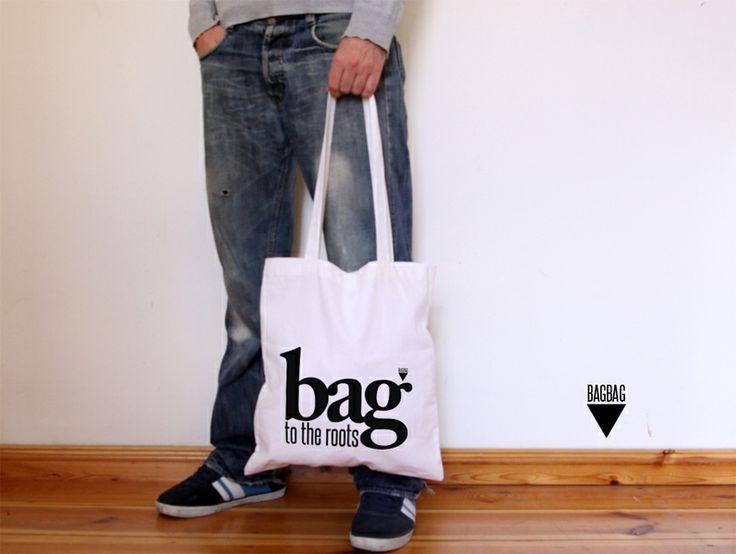 彡BagBag | bag to the roots | tasche von heyhey auf DaWanda.com