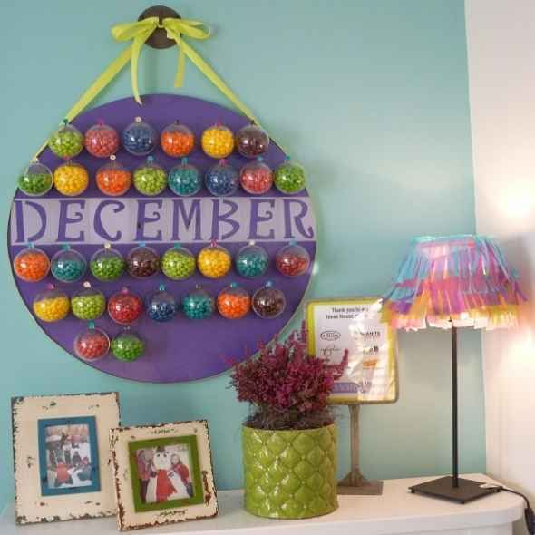 Advent Calendar Ideas For Girls : Upcycled diy ideas to decorate a tween or teen girl s