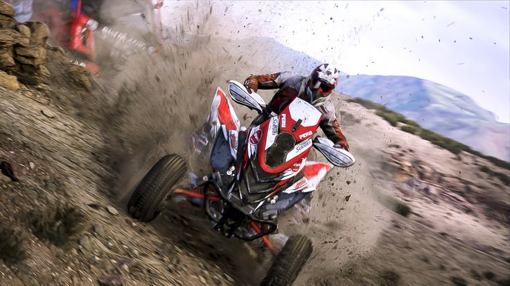 Open World Racing Game Dakar 18 Revealed for PC PS4 and Xbox One