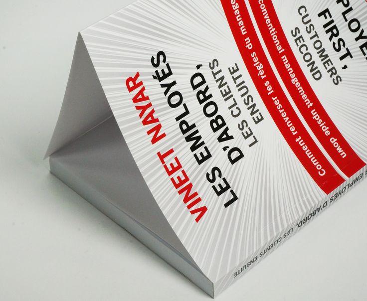 Livre format 140 x 210 mm. Couverture : Impression quadrie recto sur couche satine 350gr, rabats de 125mm, pelliculage brillant. 224 pages sur offset 80gr #rabat #flaps