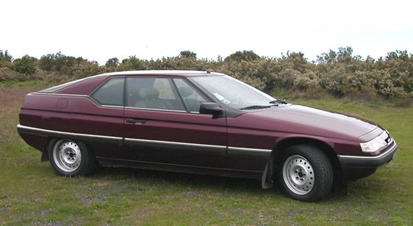 citroen xm coupe