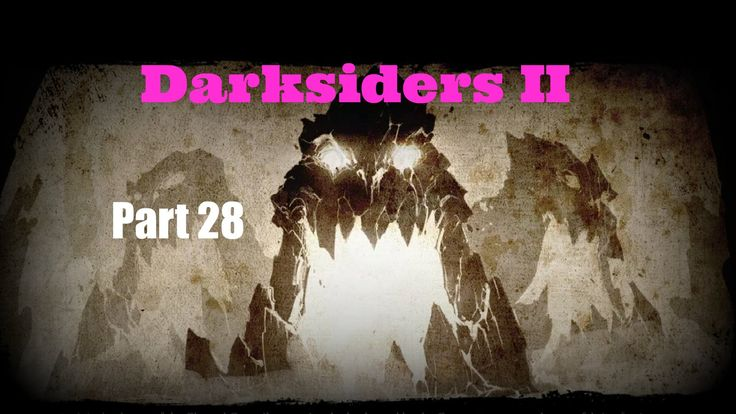 Darksiders II: The Rod Of Arafel (PC) PT28 - Walkthrough New area, new weapons, and new characters what more could you ask for.......