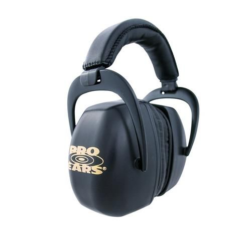 Pro Ears - Ultra Pro - Hearing Protection - NRR 30 - Shooting Range Ear Muffs - Black : Outdoor Games - Best Buy Canada