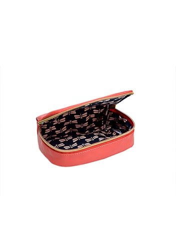 Womensecret. Vanity cases and others Small leather effect vanity case