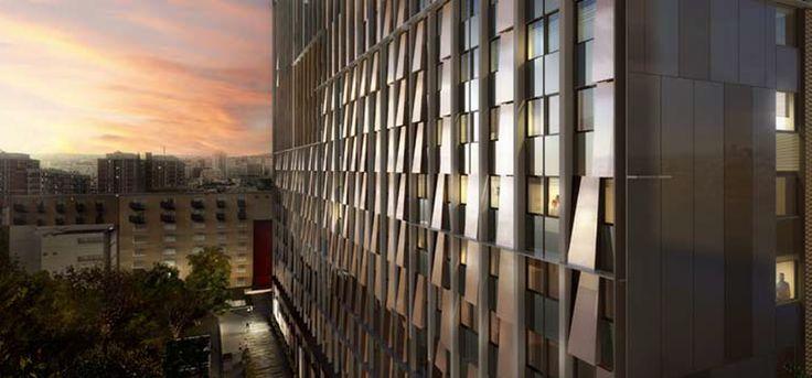 Investissement immobilier – Paris – Investir en Loueur Meublé Bouvard-Censi decouvrez une résidence pour #etudiants à Paris