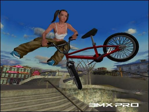 An awesome app showing the tecnique of BMX. Cool and Free style. Have you ever dream of becoming stuntman cyclist? U can see the excellent graphics of the poses in this app. This is a BMX bike 2D extreme sport game, the game easy and user friendly. Easy to control. You may also watch the latest BMX Street and Free Style 2014 video. Player can also choose the different game mode like jigsaw, puzzle and block mode.Choose your facourite fre style pose as wallpaper and share wi...