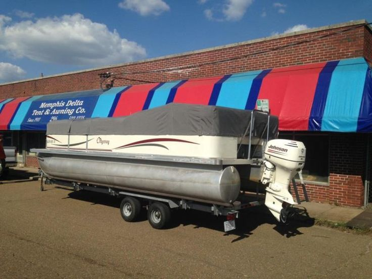 1000 Ideas About Pontoon Boat Covers On Pinterest