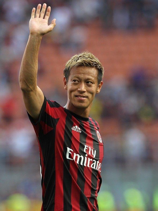 本田圭佑、サン・シーロを笑顔で去る…ミラン監督は本田投入を勝利のポイントに挙げる
