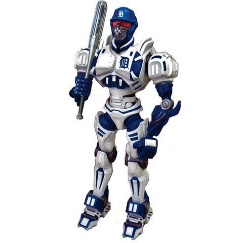 DETROIT TIGERS Team Robot #DetroitTigers