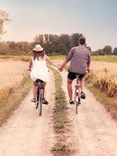 Ride Bikes - Good Cheap Dates - Good Housekeeping