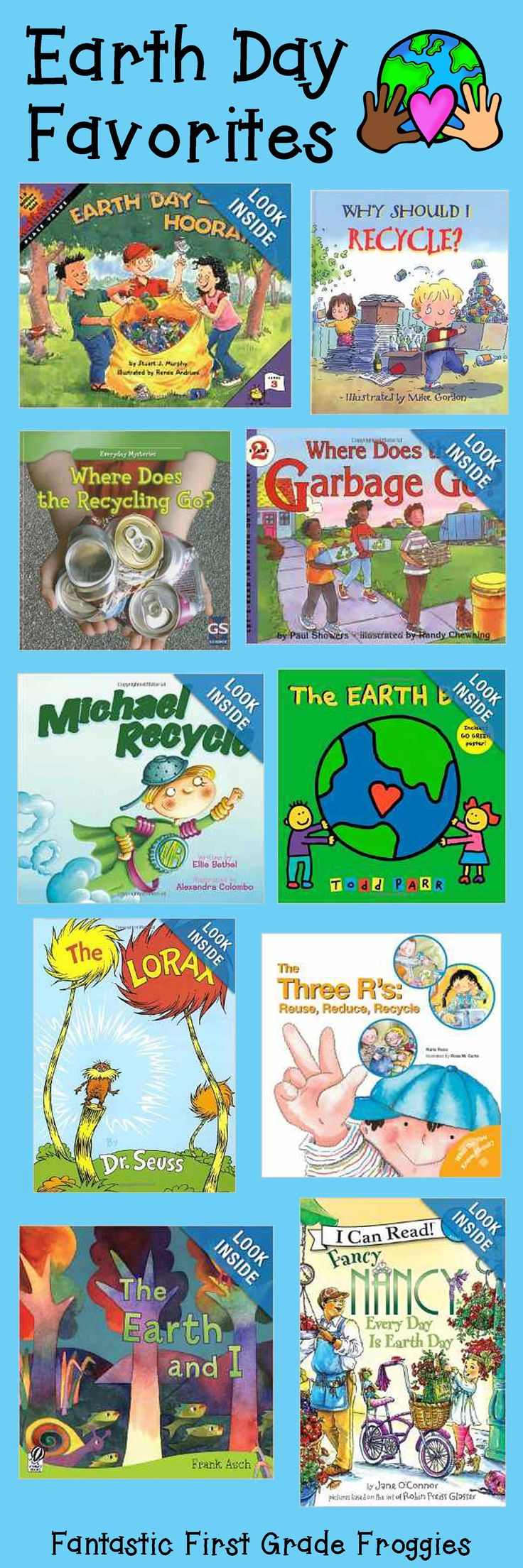 Earth Day and Recycling Resources