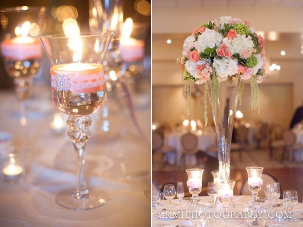 Landfall Country Club Wedding Wilmington NC Weddings At Table Decor