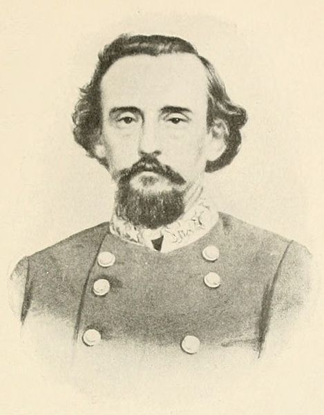 James Ronald Chalmers (January 11, 1831 – April 9, 1898) was an American politician and a brigadier general in the Confederate States Army during the American Civil War. Chalmers was born near Lynchburg, Virginia, He moved as a child with his family to Jackson, Tennessee, in 1835. Three years later, his parents moved the family to Holly Springs, Mississippi.
