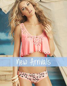 Designer Swimwear 2014: Women's Designer Swimsuits & Designer Bikinis | The Orchid Boutique