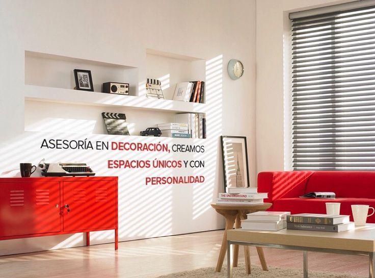 En #espacioflex te asesoramos para que tus espacios sean decorados con el mejor estilo y conservando tu personalidad.