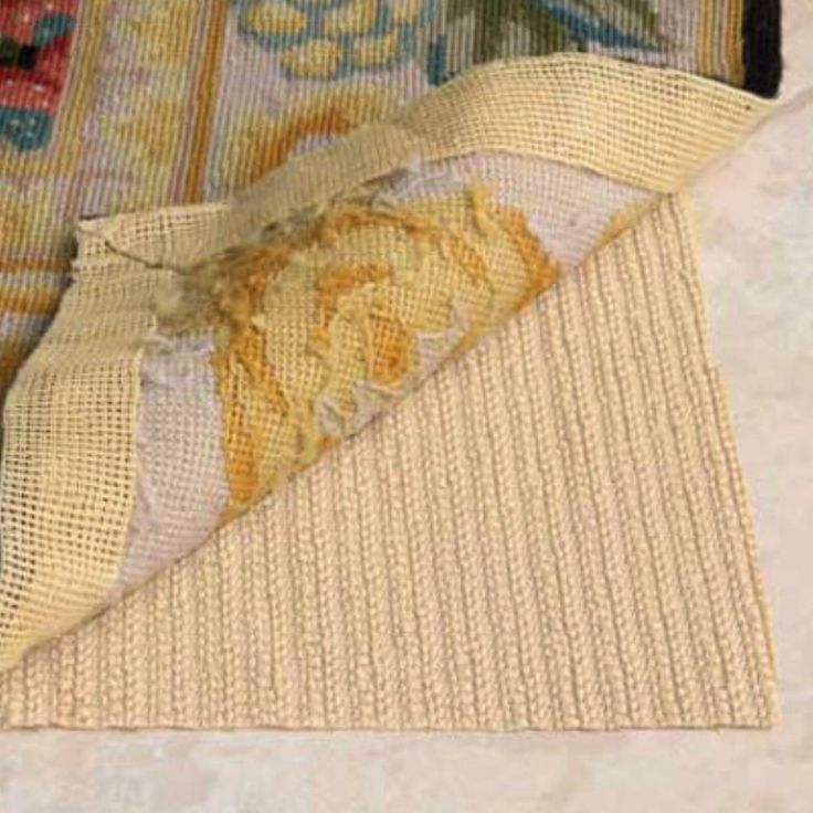 Contact Eco-Stay Rug Pad - Rug Pads at Hayneedle