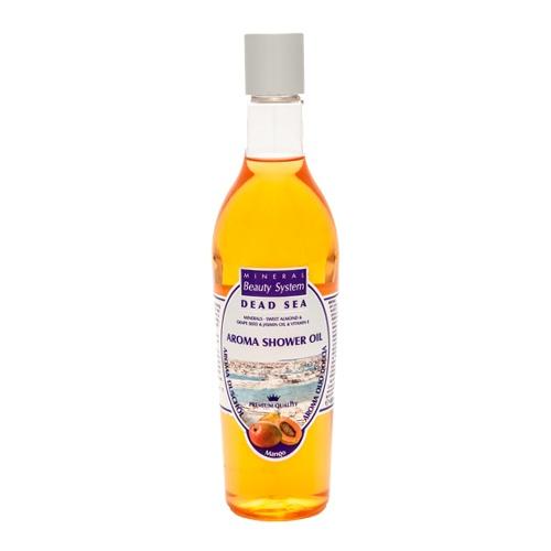 Uleiul de dus cu Mango curata si tonifica delicat, lasand pielea hidratată, supla si catifelata. Prin folosirea uleiului de dus cu Mango pentru majoritatea tipurilor de piele nu mai este necesara aplicarea unei creme de corp. Protejeaza impotriva radicalilor liberi si mentine echilibrul natural de minerale si vitamine al pielii. Are efect de aromaterapie si antiimbatranire. Uleiul de dus cu Mango curata si tonifica delicat, lasand pielea hidratată, supla si catifelata.