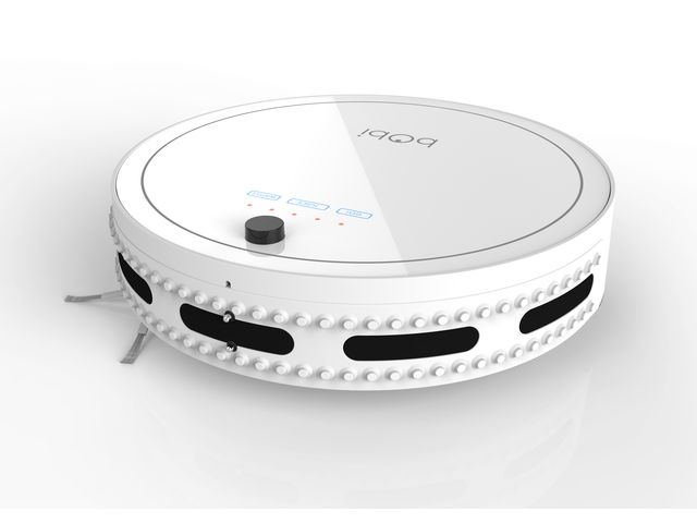Buy bObsweep bObi Robotic Vacuum Cleaner and Mop with fast shipping and top-rated customer service.Once you know, you Newegg! http://www.newegg.com/Product/Product.aspx?Item=9SIA8FV31E7946