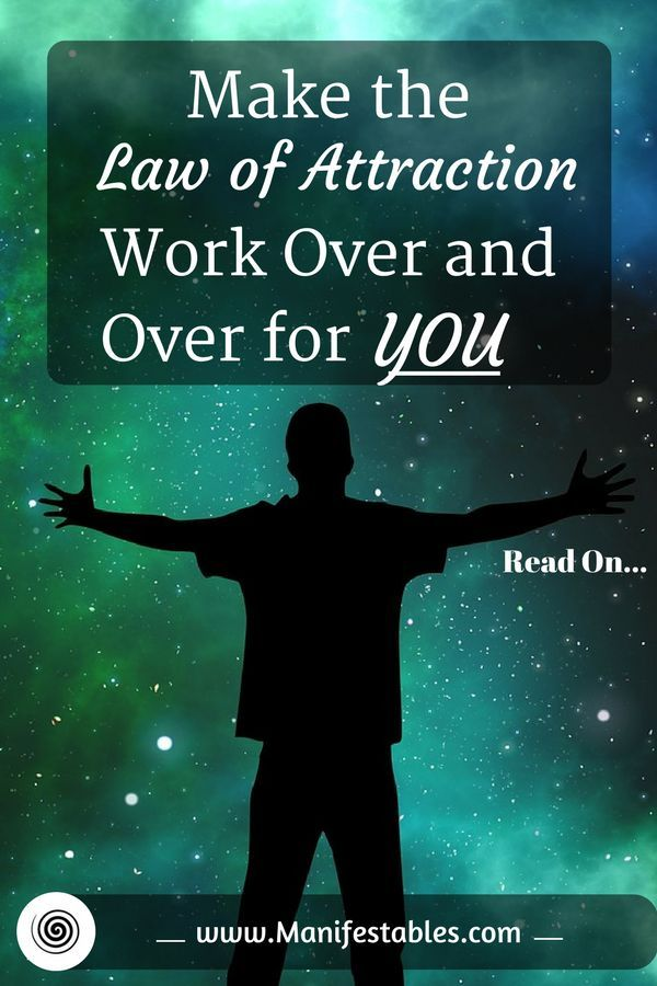 The Law of Attraction DOES work.  Here's a great article to help you make your dreams and desires real. Read on. You just need to know how to make it happen, by following the rules to manifest abundance, more money, love and your dreams.