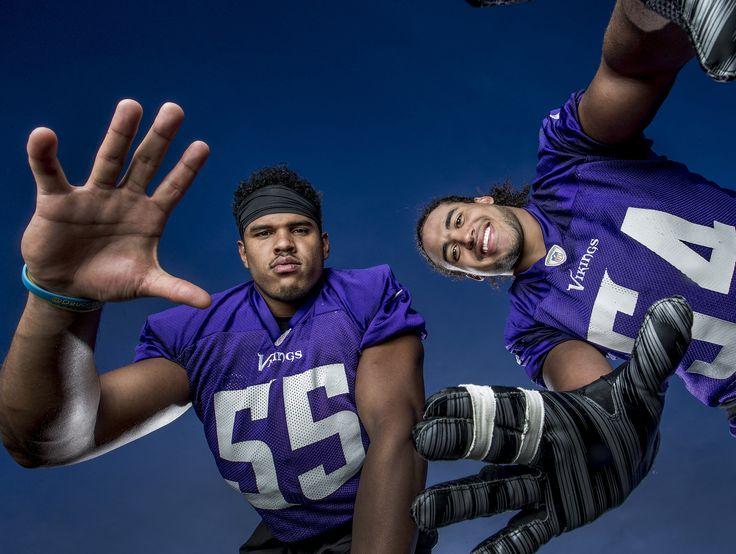 Vikings Eric Kendricks Anthony Barr