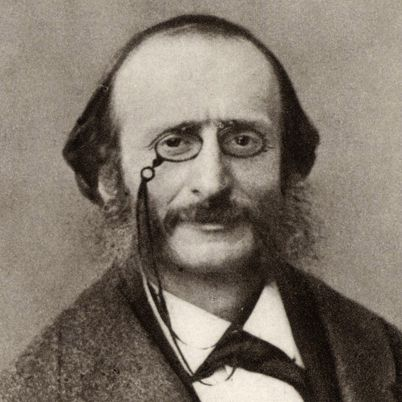 Jacques (born Jakob) Offenbach