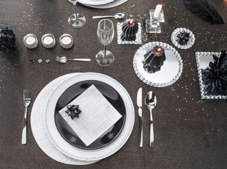 best 25+ table de noël blanche ideas on pinterest | noël 1980
