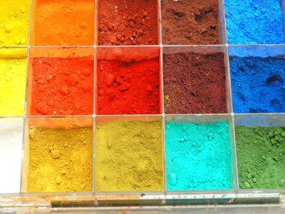 Pigment_naturelle