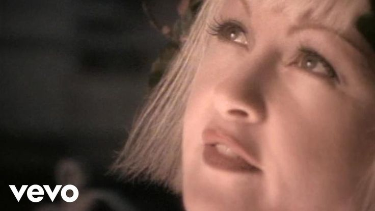 Julia Stiles in Sally's Pigeons by Cindy Lauper