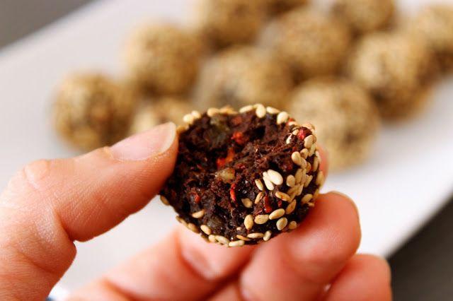Recomiendo by Pola & Cleme: Trufas de chocolate saludables