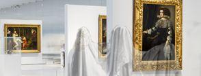 Le musée du Louvre-Lens est la proie de phénomènes paranormaux inquiétants : disparitions d'objets, visions de gardiens pendant la nuit… Des éléments troublants s'accumulent depuis ces dernières semaines. Les enfants se lancent dans une course-poursuite afin de faire la lumière sur ce mystère.