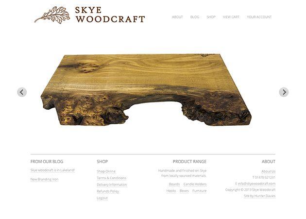 Skye-Woodcraft-project