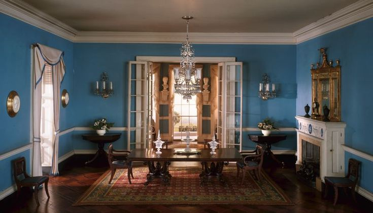 147 best images about dollhouse dining rooms on pinterest for 1800 salon chicago