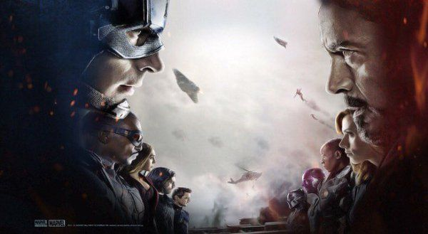 New Captain America: Civil War Posters & Black Panther Concept Art - Cosmic Book News