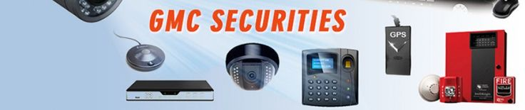 GMC Securities: CCTV Camera Dealers in Indore