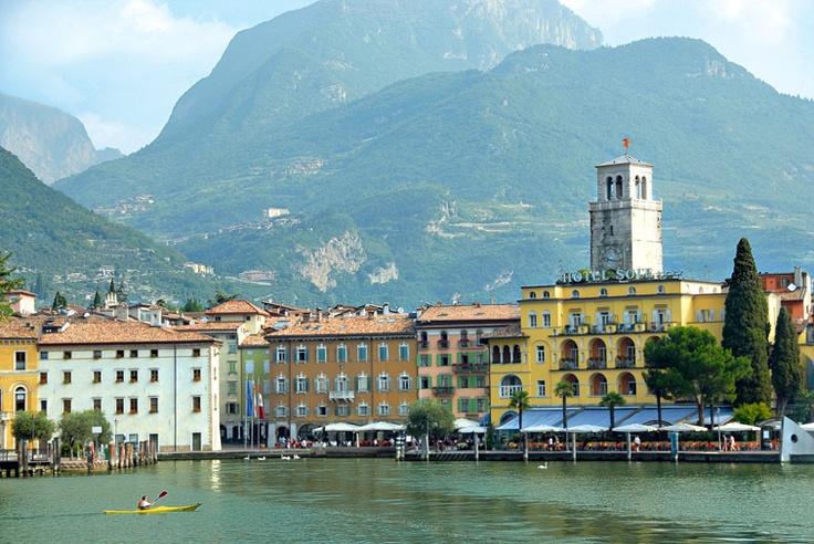 Riva, Gardajärvi - Italia
