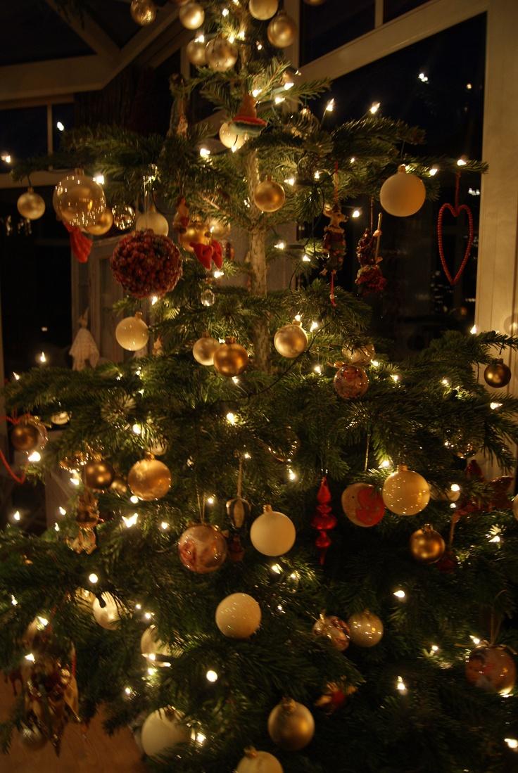 mijn boompje kerst 2011