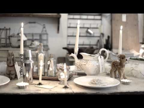 christmas countdown shrewsbury - Rustic and White #SourceDesign #Christmas #Independent #Retail #Video #Shrewsbury