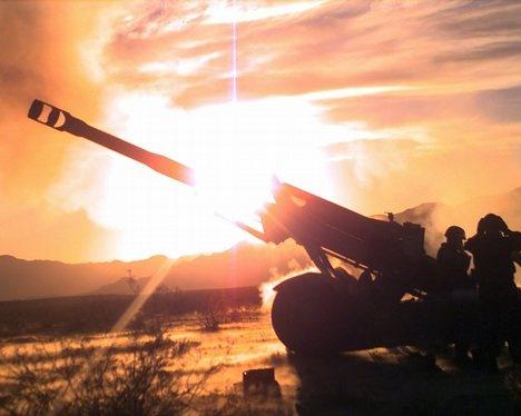 M198 Howitzer USMC