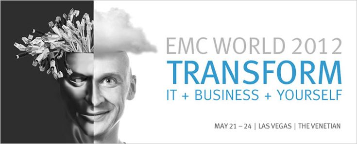 great coverage of EMC World 2012