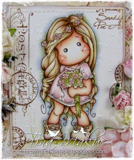 * Tinchy ustvarja *: Live & Love Crafts - My Precious Daughter
