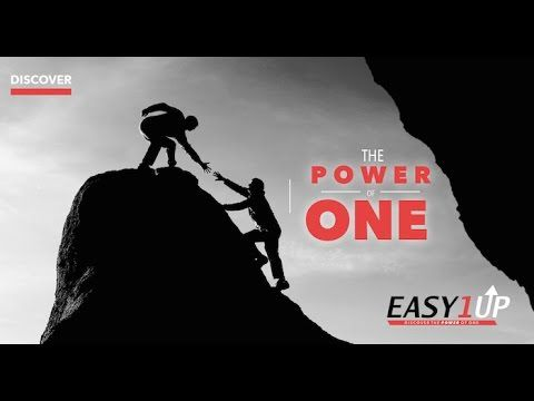 Discover The Power Of One!