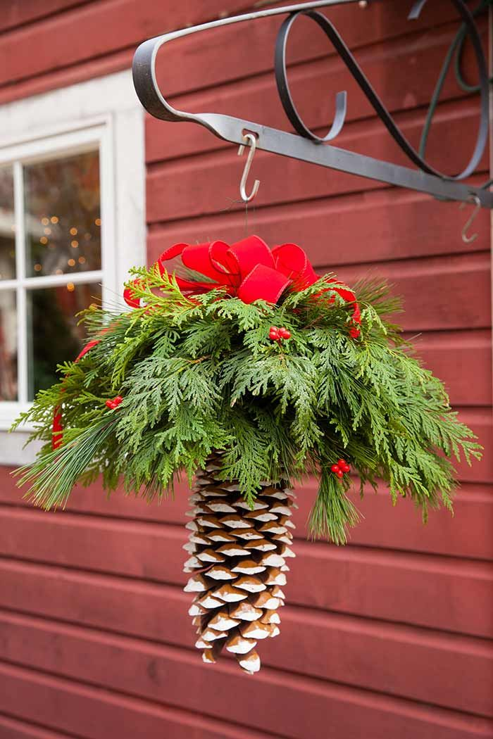 Fresh Christmas Wreaths Wholesale