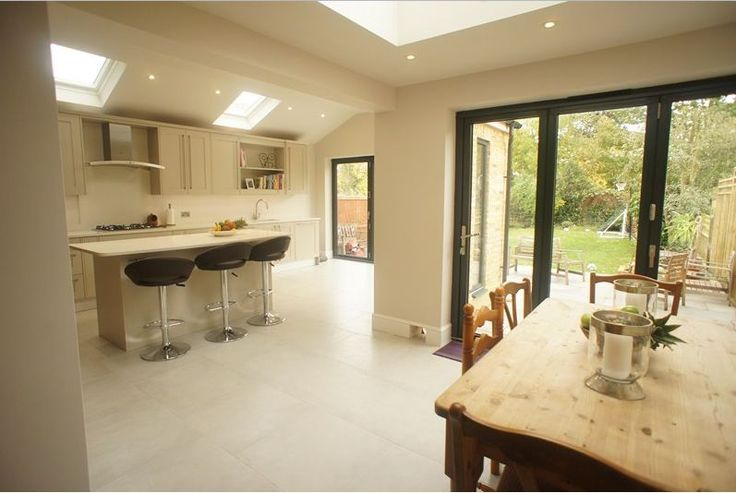 House Extension in Hampton - It's amazing what is possible with Permitted Development!