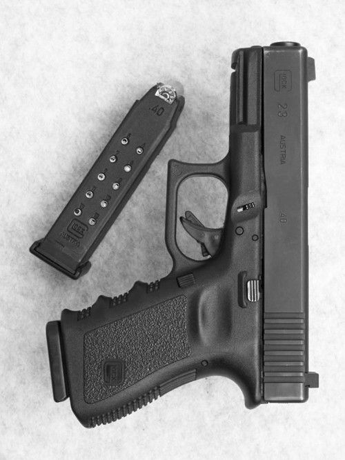 Glock 23 My Personal Favorite I Like 19 But Prefer This Gun Is Perfection
